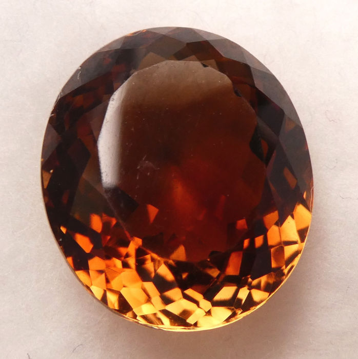 Topaz - No Reserve Price - 16.41 ct