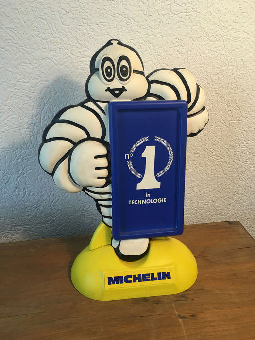 Michelin Bibendum reclame display - Michelin - 1980-1990
