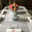 Antique Textiles Auction (A French Private Collection of Bed & Table Linen)