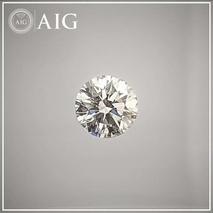 Diamant - 0.28 ct - Rond - H - SI1