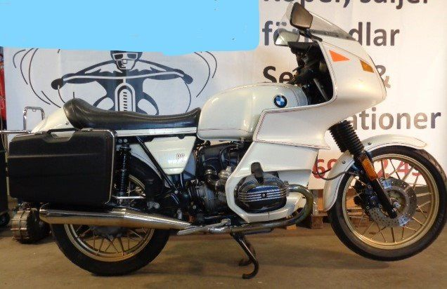 BMW - R 100 RS - 1000 cc - 1983