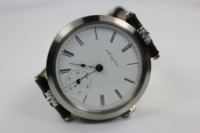 Elgin Watch Company - marriage watch  NO RESERVE PRICE - 8542464 - Hombre - 1850 - 1900