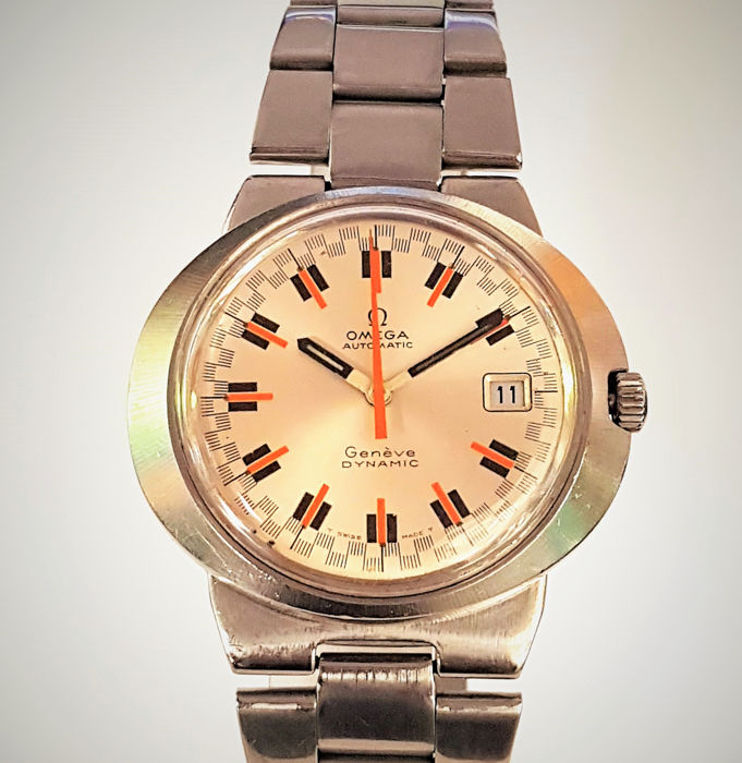 Omega - Gèneve Dynamic Racing - Automatic - Men - 1960-1969