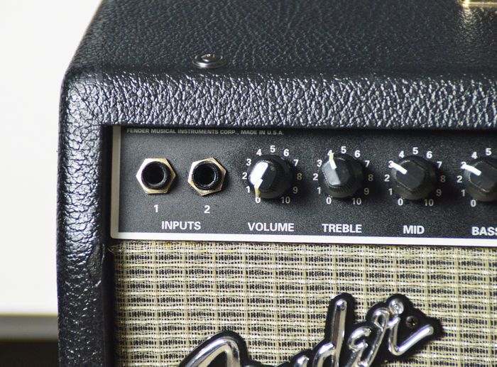 Fender - Princeton Chorus - Multiple models - Amplifier