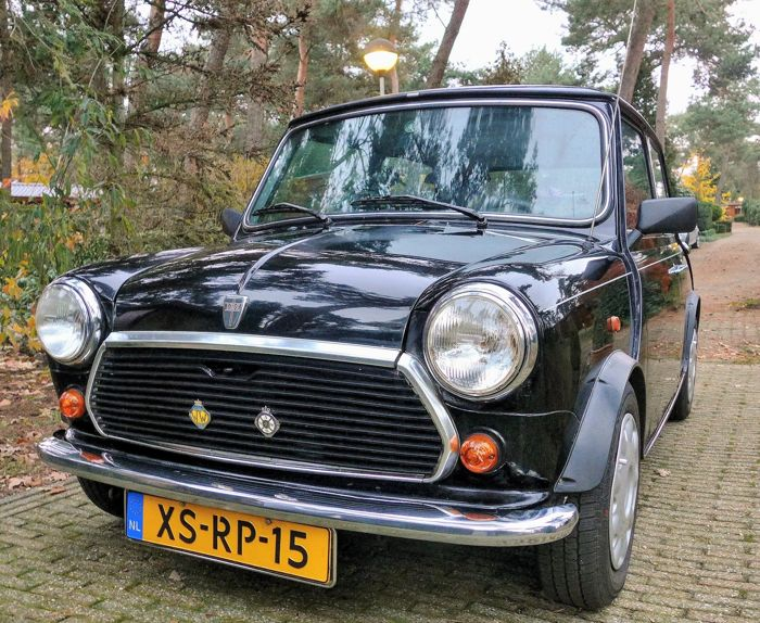 Mini - Mayfair 1000 - 1991