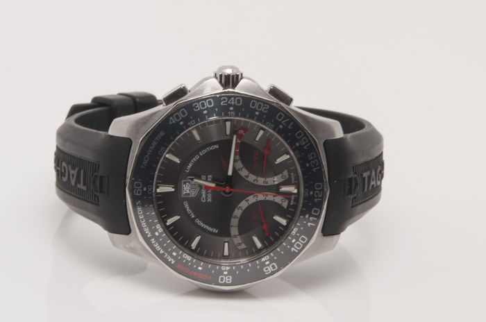 TAG Heuer - McLaren F. Alonso Limeted Edition - CAF7113 - Heren - 2011-heden