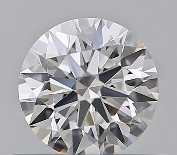 1 pcs Diamant - 0.20 ct - Briljant - E - VVS2