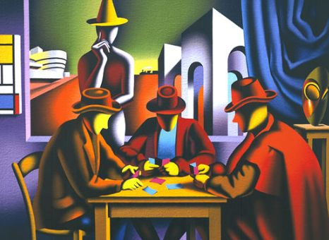 Mark Kostabi - The Art Of The Dealers