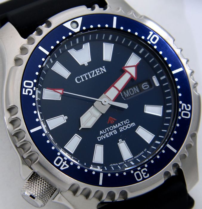 Citizen - Promaster Automatic Diver's 200M - Limited Edition - *ONLY 1000PCS IN THE WORLD* - Men - 2018