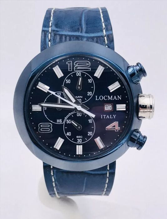 Locman - Change Chronograph  - 420PVD - Men - 2011-present