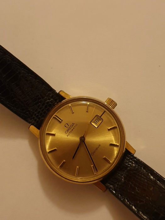 """Omega - Geneve Automatic """"NO RESERVE PRICE"""" - Dames - 1980-1989"""