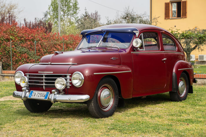 Volvo - PV 444 DS - NO RESERVE - 1953