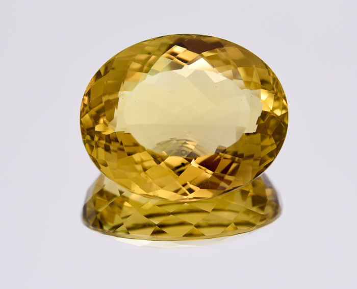 Lemon Quartz - 126.85 ct