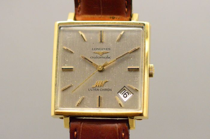 Longines - Ultra-Chron Automatic - Hombre - 1960-1969