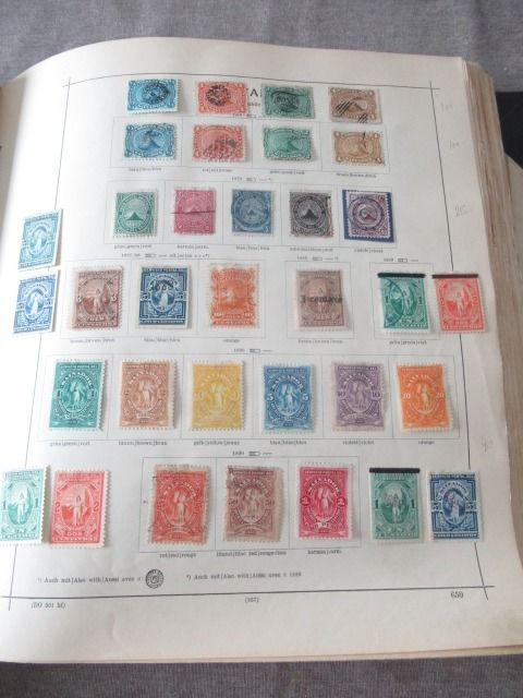 Zuid-Amerika - Stamp collection