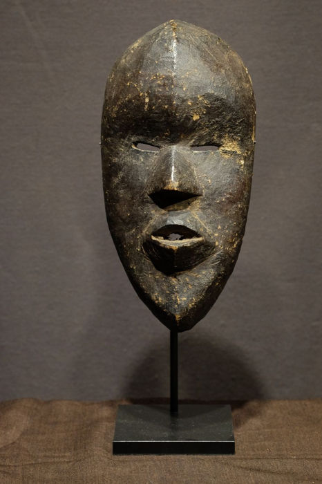 Mask - Wood - Dan - Liberia