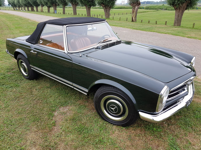 Mercedes-Benz - 230 SL automatic Pagode W113 - 1967
