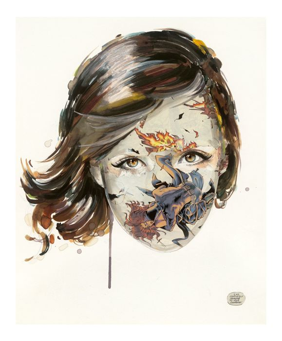 Sandra Chevrier - Immune to her charms