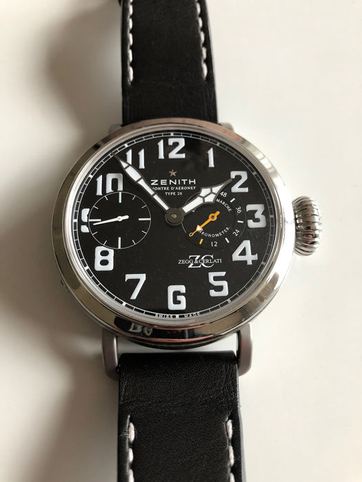 Zenith - Pilot Aeronef Limited Edition 10/11 - 03.2420.5011/28.C723 - Men - 2011-present