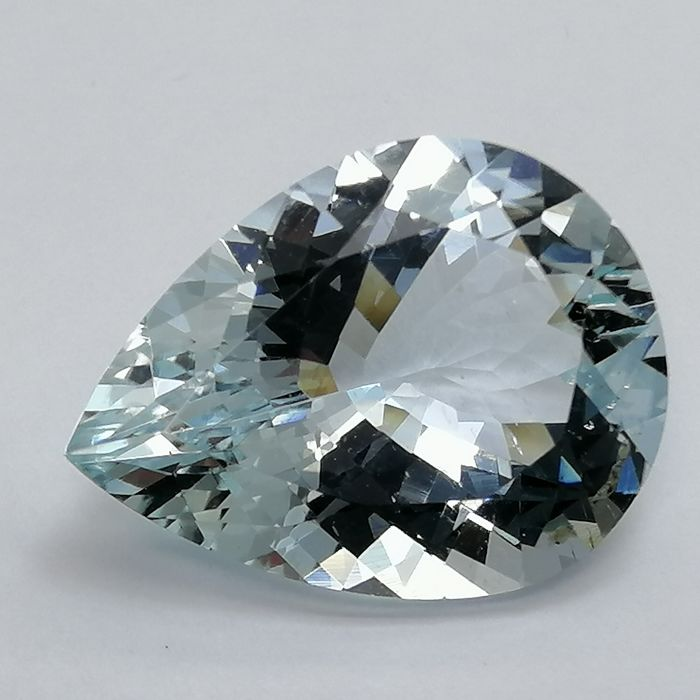 Aquamarijn - 6.24 ct