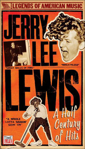 "Jerry Lee Lewis - ""A Half Century Of Hits "" - Diverse titels - CD Boxset, CD's - 1998/2006"