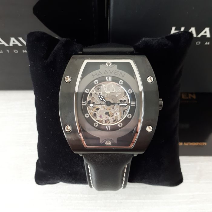 Haaven Automatic - 9617-03 - New - Complete Set - Hombre - 2011 - actualidad