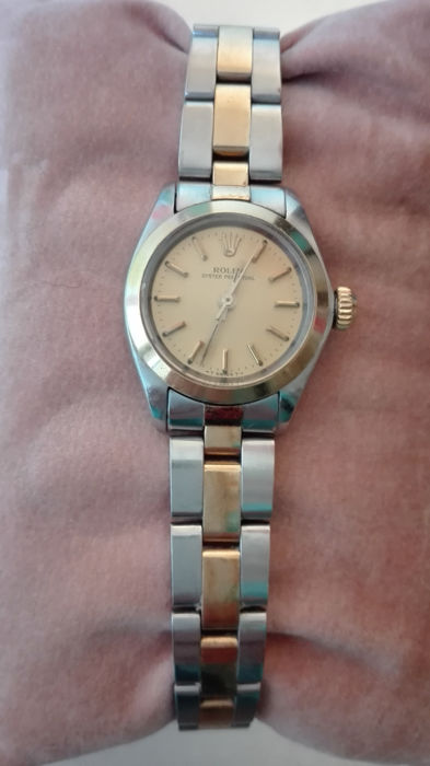 Rolex - Rolex Oyster Perpetual - 6718 - Mujer - 1970-1979