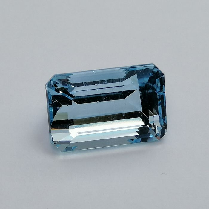 Aquamarijn - 6.44 ct