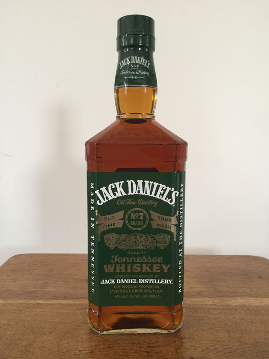 Jack Daniel's Green Label - 1.75 Litre