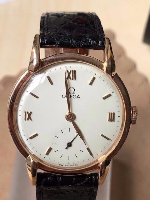 Omega - Vintage/Classic/Sub S/18K(0.750)Yellow gold - 10645207 - Hombre - 1901 - 1949