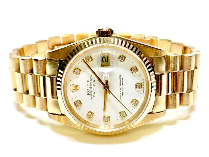 Rolex - 16238 Oyster Perpetual Datejust  - Heren - 2000-2010