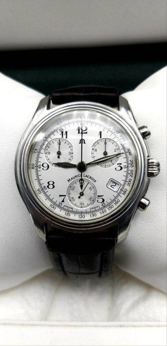 """Maurice Lacroix - Chronograph - """"NO RESERVE PRICE"""" - Heren - 2000-2010"""