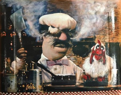 Peter Donkersloot - The swedish chef, muppets