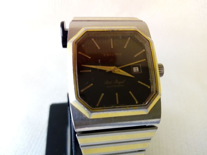Zenith - Port Royal automatic - Unisex - 1970-1979