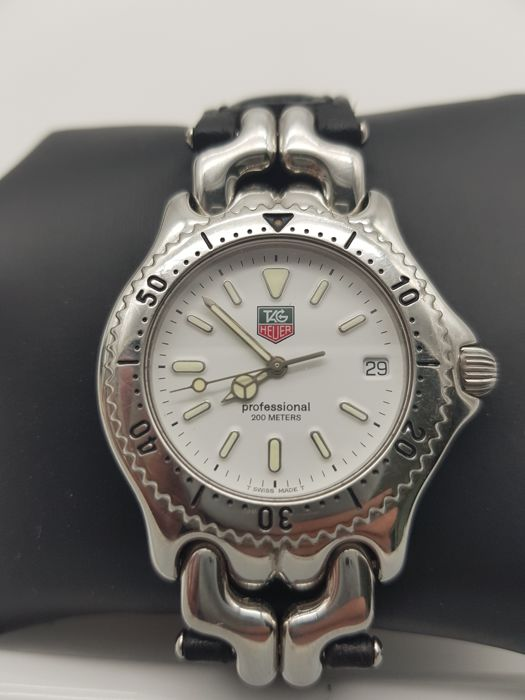 """TAG Heuer - Professional 200M """"NO RESERVE PRICE"""" - Heren - 2000-2010"""