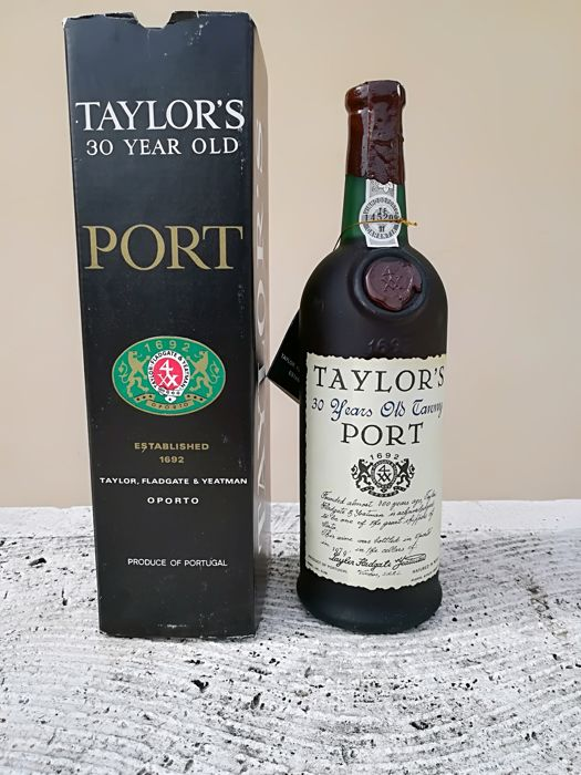 Taylor's 30 years old Tawny - 1 Bottle (0.75L)