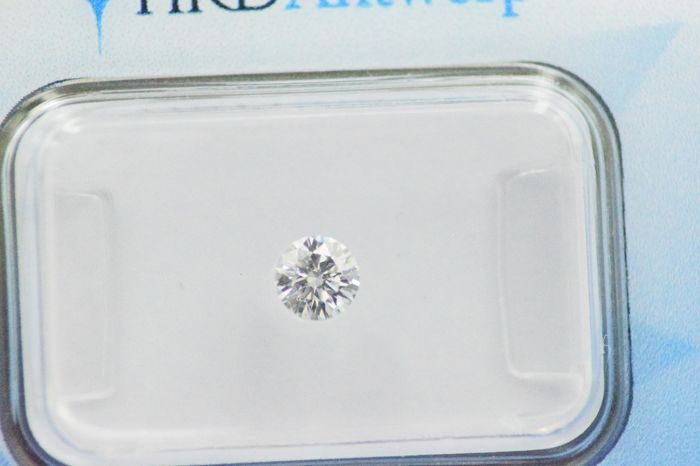 Diamant - 0.50 ct - Briljant - G - VS2