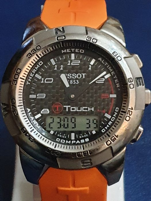 "Tissot - T Touch ""NO RESERVE PRICE"" - Z 253/353P - Heren - 2000-2010"