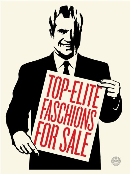 Shepard Fairey (OBEY) - Top Elite Fashion For Sale