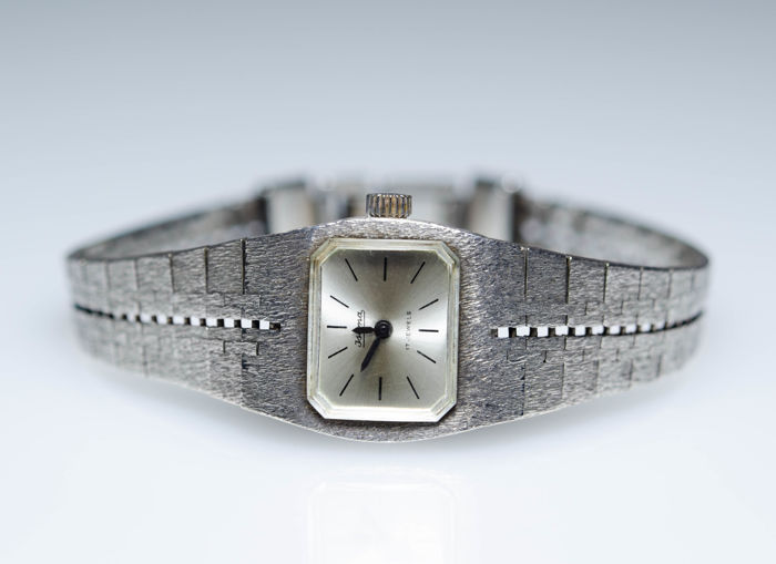 800 Silver - Ladies Bracelet Watch