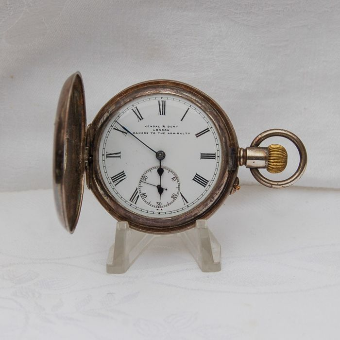 KENDAL & DENT  - pocket watch NO RESERVE PRICE - Unissexo - 1901-1949