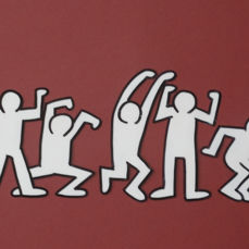 Keith Haring - The Art of Noise