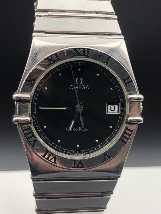 Omega - Constellation - cal 1438 - 1961080 - Men - 1990-1999