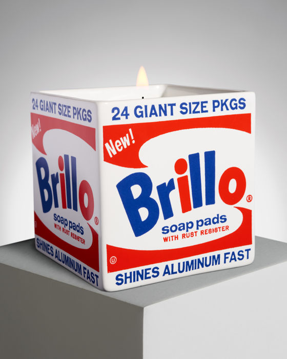 Andy Warhol (after) - Brillo Box (Soap Pads)