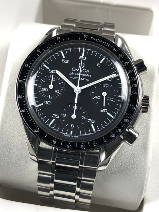 Omega - Speedmaster Reduced Chronograph Automatic - 3510.50.00 - Men - 2000-2010