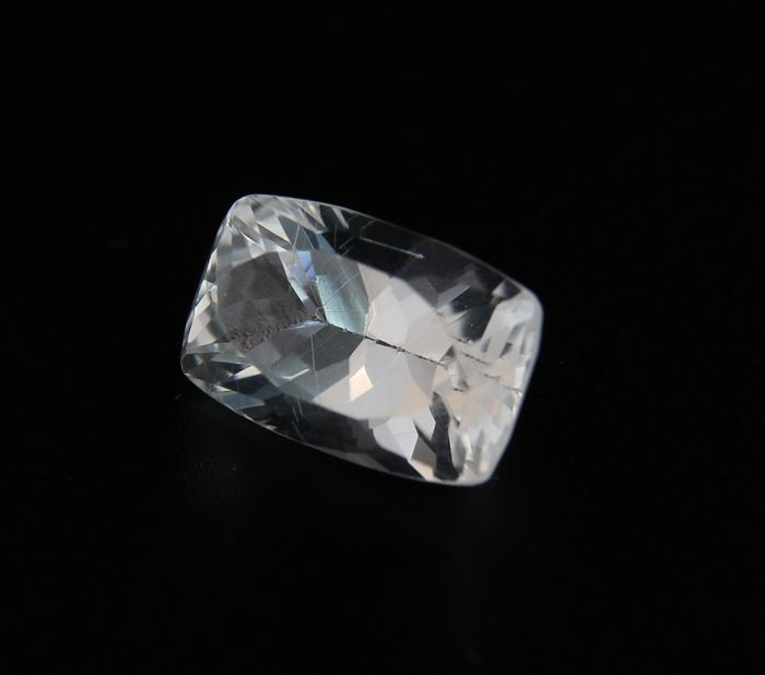 Wit Topaas - 3.71 ct