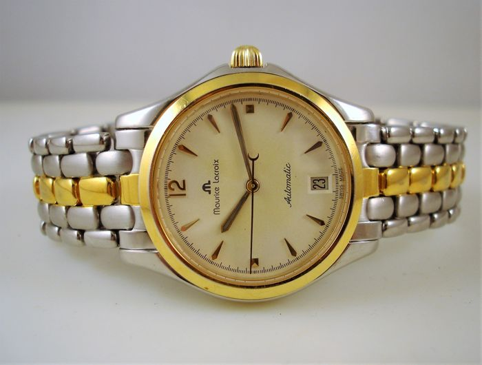 Maurice Lacroix - Automatic Date - 68641 - Homme - 1990-1999