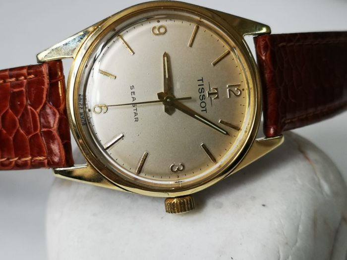 Tissot - Seastar - Vintage Watch - 6036951 - Men - 1970-1979