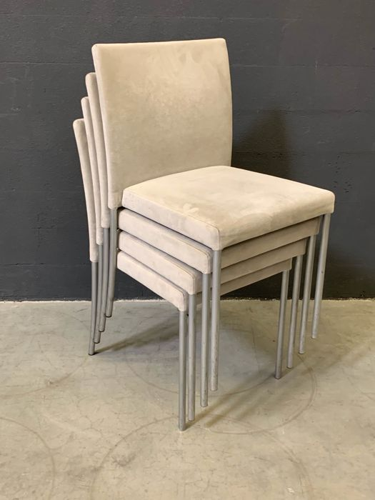 Walter Knoll - Dining room chair (4) - Jason Lite