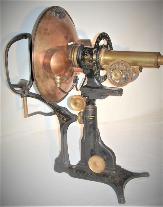 Ophthalmometer or Keratometer - Brass - 20th century